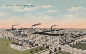 DETROIT , Michigan, 1900-10s , Peninsular Stove Company