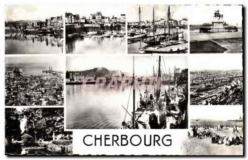 Cherbourg CPA Le port