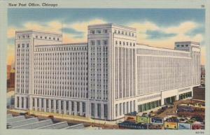 Illinois Chicago New Post Office