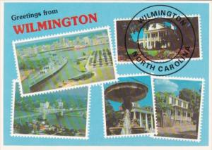 North Carolina Wilmington Multi Views