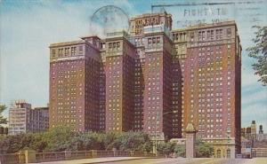 The Conead Hilton Hotel Chicago Illinois 1969