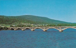 Canada Codroy Valley Bridge Newfoundland