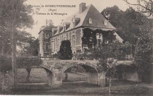 France environs de Bourgheroulde Eure chateau de la Mesangere