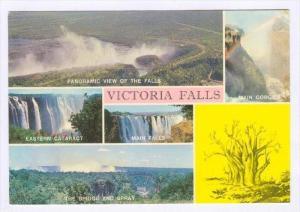 Rhodesia, PU-1975 , Victoria Falls