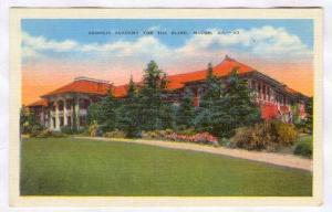 Georgia Academy for the Blind, Macon , Georgia, 30-40s