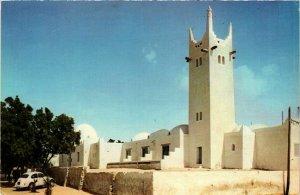 CPM AK ALGERIE-El Oued-L'Hotel Transatlantique (328262)