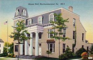 Pennsylvania Northumberland Moose Hall