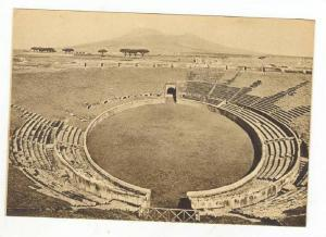 Pompei, Italy, 1930s, The Amphitheatre