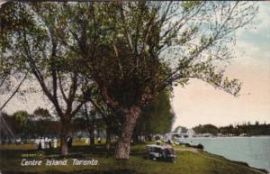 Canada Toronto Centre Island 1913