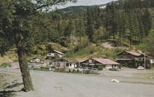 Frasher Canyon , B.C. , Canada , 1950-60s ; Kanaka Bar