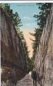 Khyber Pass Bermuda 1912