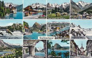 Switzerland Multi Scenic Views
