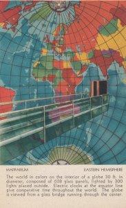 BOSTON , Mass. , 1950 ; Mapparium ; Eastern Hemisphere