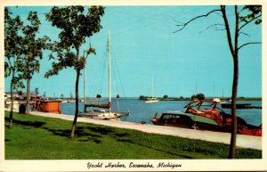 Michigan Escanaba Yacht Harbor