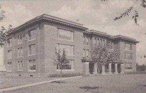 Michigan Mt Pleasant Central Michigan Normal School Science Building Albertype