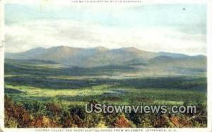 Presidential Range Jefferson NH 1919