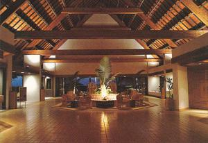 Palau Pacific Resort Interior The Lobby