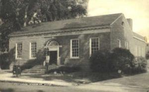 Post Office Kennebunk ME 1948