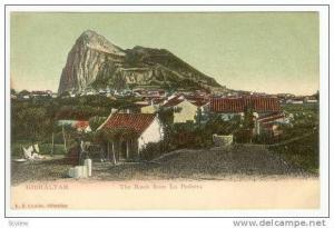 The Rock From La Pedrera, Gibraltar, 00-10s