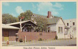 Casy Jones Museum Jackson Tennessee