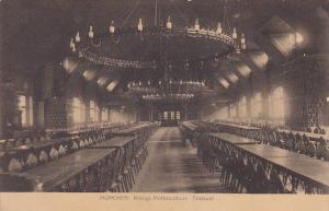 Germany Muenchen Koeniglisches Hofbrauhaus Festsaal