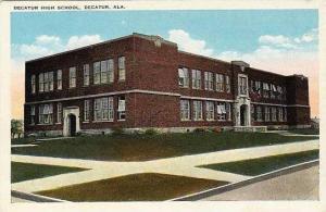 Alabama Decatur Decatur High School