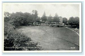 Glenwood House Delaware Water Gap Pennsylvania House Vintage Postcard
