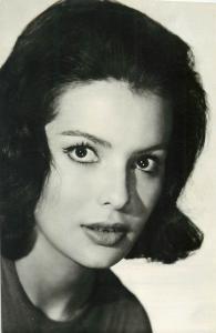 French actress Danielle Gaubert