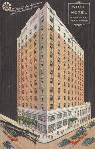 NASHVILLE , Tennessee, 1930-40s ; Noel Hotel