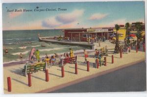Surf Bath House, Corpus Christi TX