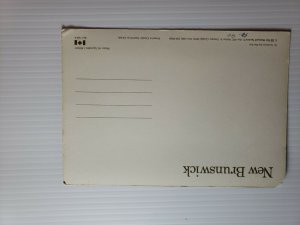 VTG Postcard St Andrews By The Sea New Brunswick Canada 1990 unposted