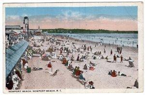 Newport Beach, R.I., Newport Beach