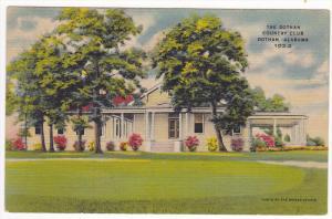 The Dothan Country Club Dothan, Alabama, PU-1946