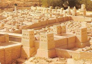 Israel Jerusalem The Antonia Fortress General view