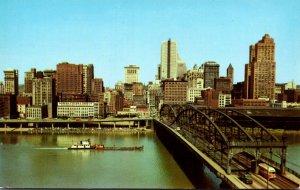 Pennsylvania Pittsburgh Smithfield Street Bridge