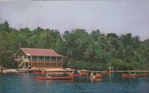 OTOREKE, Quebec, Canada, PU-1988; Camp Otoreke, Y.M.C.A. Summer Resort