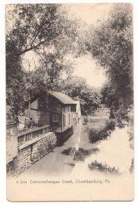 Conocoheague Creek, Chambersburg PA