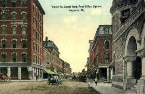 Water St. Augusta ME Unused