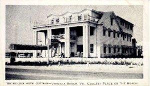 The Bullock Motel Cottage - Virginia Beachs, Virginia