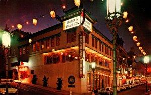 California Sacramento The Golden Pavilion Chinese Restaurant