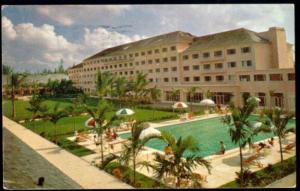 bahamas, NASSAU, Emerald Beach Hotel (1956) Stamp