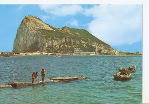 Postal 049656 : Pe?n de Gibraltar. Vista parcial
