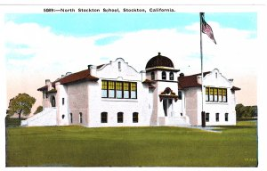 5089 - North Stockton School, Stockton, California