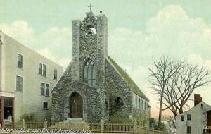 MA - Amesbury. St. James Episcopal Church
