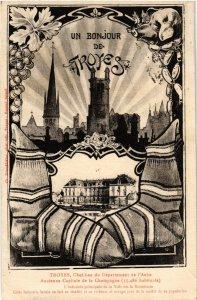 CPA Troyes- souvenir FRANCE (1007659)