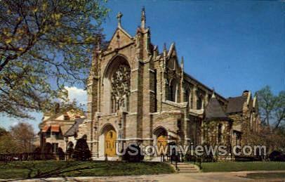 St. Paul's R.C. Church Clifton NJ Unused