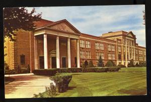 Nashua, New Hampshire/NH Postcard, SeniorHigh School