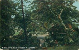 Australia Queensland Brisbane botanical garden