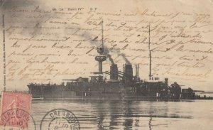 Warship , FRANCE , 00-10s ; Henri IV