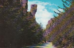 Arizona Chiricahua National Monument China Boy Natural Rock Formation